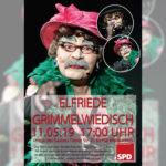 SPD Weiskirchen präsentiert Elfriede Grimmewiedisch